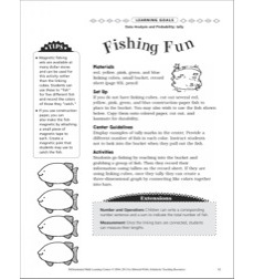 Fishing Fun (Tally): Differentiated Math Learning Center