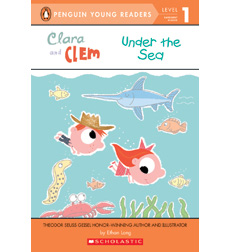 Clara and Clem: Clara and Clem Under the Sea