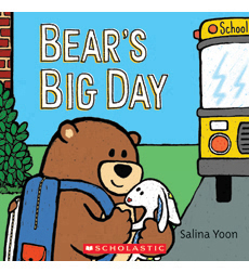 Found Bear: Bear's Big Day