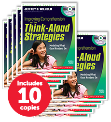 Improving Comprehension with Think Aloud Strategies, Second Edition (10-copy pack)