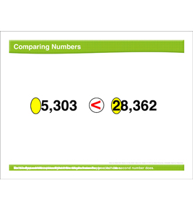 Math Review: Compare Numbers, Fractions To Decimals, Rounding