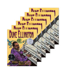 Guided Reading Set: Level Q – Duke Ellington