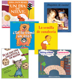 Early Literacy Developmental Milestones Collection: Ages 3-5 Years (Spanish)