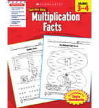 Scholastic Success With Multiplication Facts: Grades 3–4