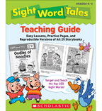 Sight Word Tales: Teaching Guide
