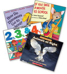 Take Home Book Pack Fiction and Nonfiction Grade PreK