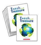 Guided Reading Set: Level G – Trash and Treasure