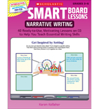 SMART Board™ Lessons: Narrative Writing