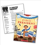 If I Ran for President - Literacy Fun Pack Express