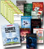My Books Summer Grades 9–12 (10 Books)