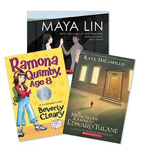 Image of Best Sellers Grades 3-5