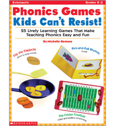 Phonics Games Kids Can't Resist!