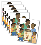 Guided Reading Set: Level E – Feast for 10
