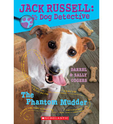 Jack Russell: Dog Detective: The Phantom Mudder