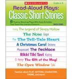 Read–Aloud Plays: Classic Short Stories
