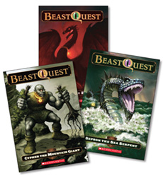 beast quest guided reading level