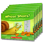Guided Reading Set: Level D – Whose Shoes?