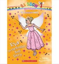 Princess Fairies: Eva the Enchanted Ball Fairy