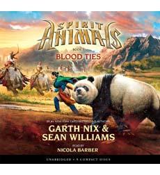 Spirit Animals 3: Blood Ties - LIB 9780545648769