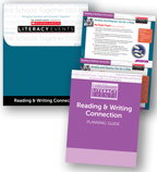 Scholastic Literacy Events Reading & Writing Connection – Kindergarten