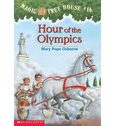 Magic Tree House: #16 Hour of the Olympics