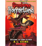 Goosebumps Horrorland: Welcome to Camp Slither