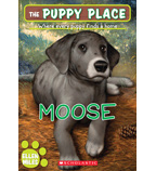 The Puppy Place: Moose