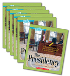 Guided Reading Set: Level S – The Presidency