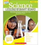 Science Lessons for the SMART Board™: Grades 1–3