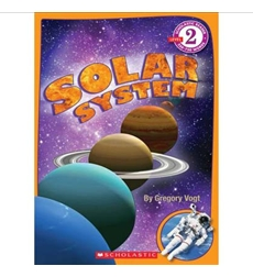 Scholastic Reader!® Level 2: Solar System