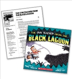 The Gym Teacher From the Black Lagoon - Literacy Fun Pack Express