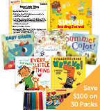 Summer Grade PreK Fiction Focus Classroom Set