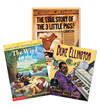 Guided Reading Level Pack II—Q