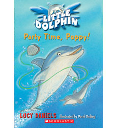 Little Dolphin: Party Time, Poppy