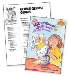 Germs! Germs! Germs! – Literacy Express Pack