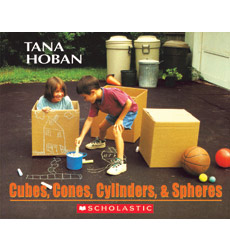 Cubes, Cones, Cylinders, & Spheres