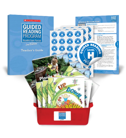 Guided Reading Nonfiction Focus 2nd Edition Level H