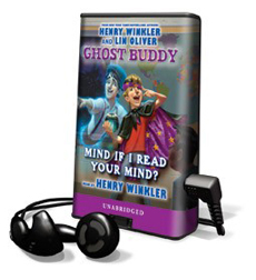 Ghost Buddy 2: Mind if I Read Your Mind? (Playaway)