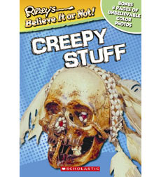 Ripley's Believe It or Not!: Creepy Stuff