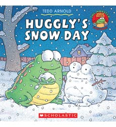 Huggly: Huggly's Snow Day
