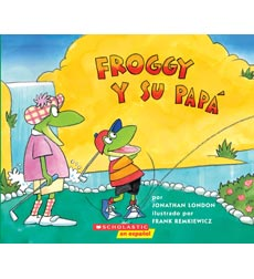Froggy Books: Froggy y su papá