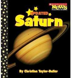 Scholastic News Nonfiction Readers—Planets: Saturn
