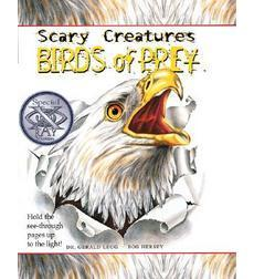 Scary Creatures: Birds of Prey