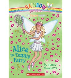 Rainbow Magic—The Sports Fairies: Alice the Tennis Fairy