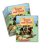 Guided Reading Set: Level J – Lewis and Clark