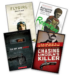 Best Sellers Take Home Book Pack Fiction and Nonfiction Grades 9-12