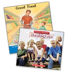 Health and Wellness Take Home Book Pack Grade 1 9780545435772