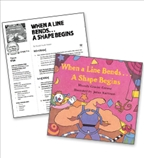 When A Line Bends A Shape Begins - Literacy Fun Pack Express