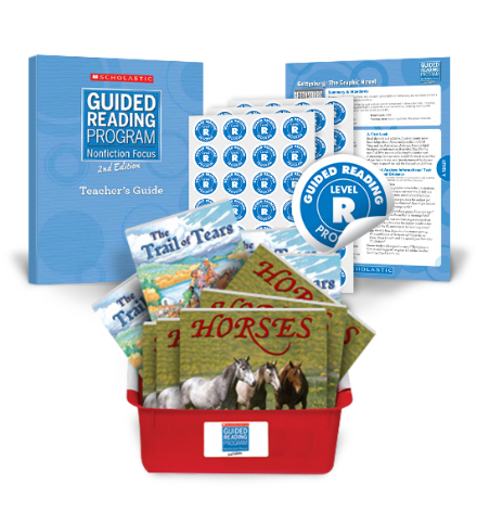 Guided Reading Nonfiction Focus 2nd Edition Level R