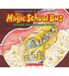 The Magic School Bus® Inside the Human Body